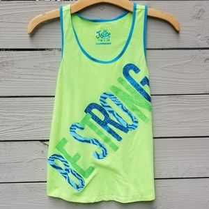 Justice | Athletic Graphic Tank